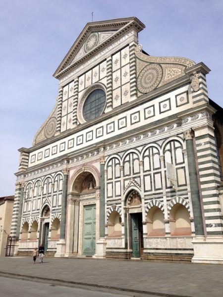 Florencia 2_Iglesia de Santa María Novella