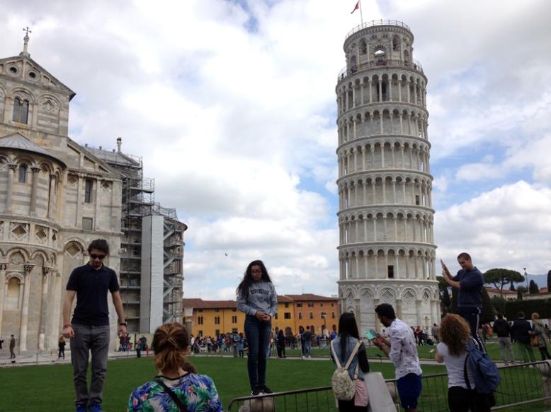 Pisa 2_Piazza dei Miracoli